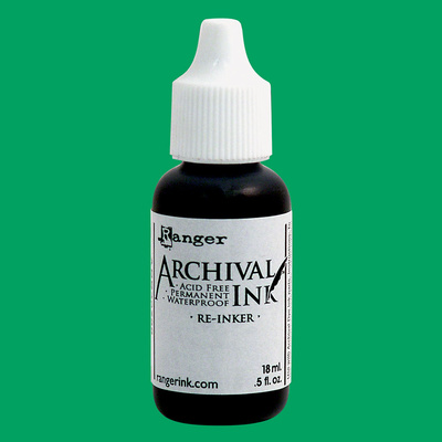 Archival Reinker - Emerald Green