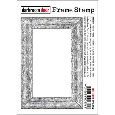 Frame Stamp - Wooden