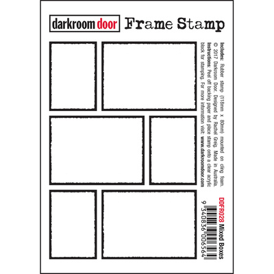 Frame Stamp - Mixed Boxes