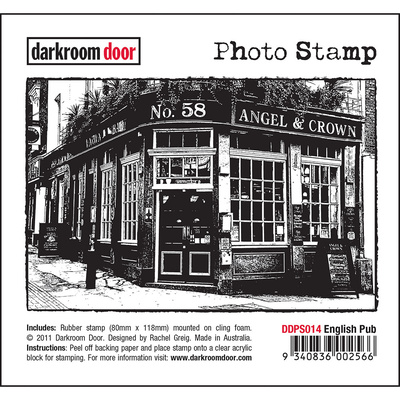Photo Stamp - English Pub