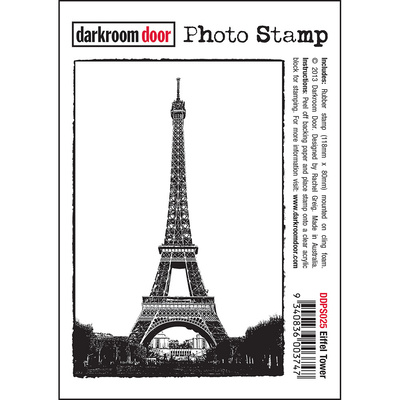 Photo Stamp - Eiffel Tower