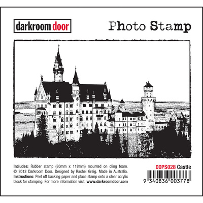 Photo Stamp - Castle