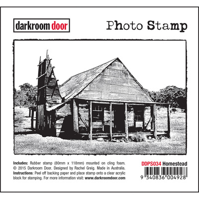 Photo Stamp - Homestead