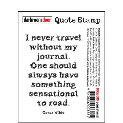 Quote Stamp - Sensational