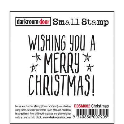 Small Stamp - Christmas