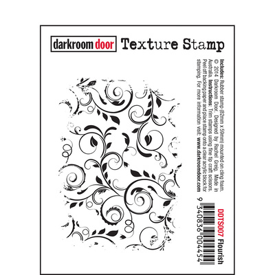 Texture Stamp - Flourish