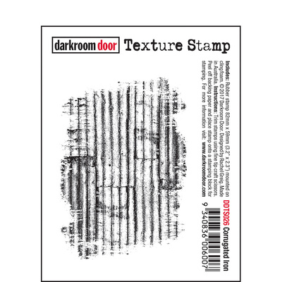 Texture Stamp - Corrugated Iron
