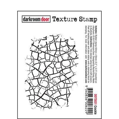 Texture Stamp - Crackle