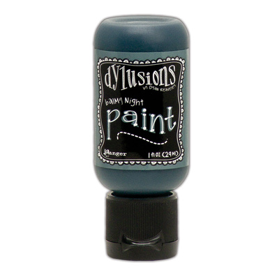 Dylusions Paint - Balmy Night