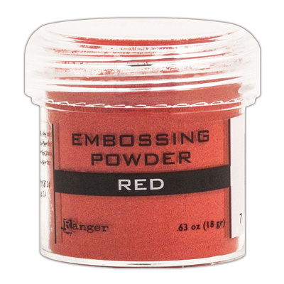 Embossing Powder - Red