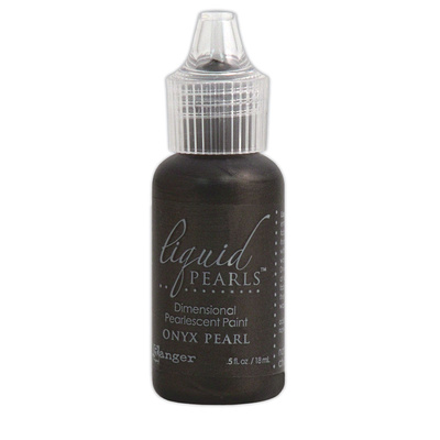 Liquid Pearls - Onyx Pearl