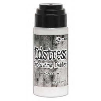 Distress Clear Embossing Ink MINI TDP45106 Tim Holtz