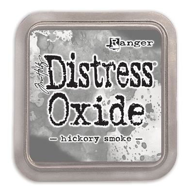 Distress Oxide Ink Pad - Hickory Smoke