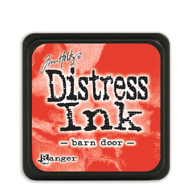 Distress Ink Pad Mini - Barn Door