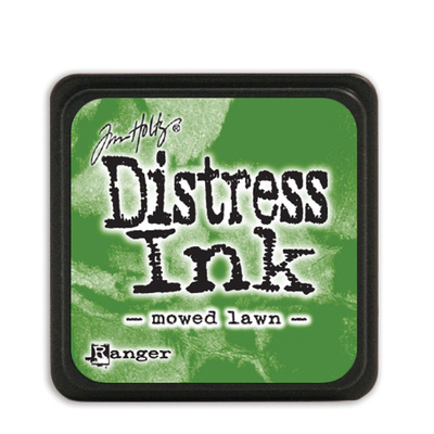 Distress Ink Pad Mini - Mowed Lawn