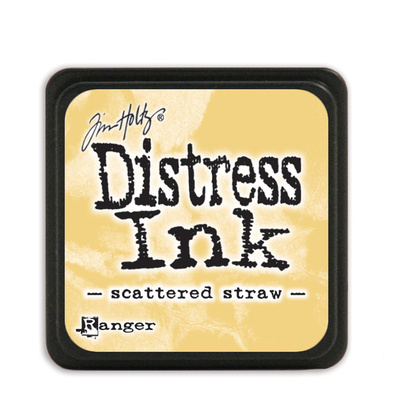 Distress Ink Pad Mini - Scattered Straw