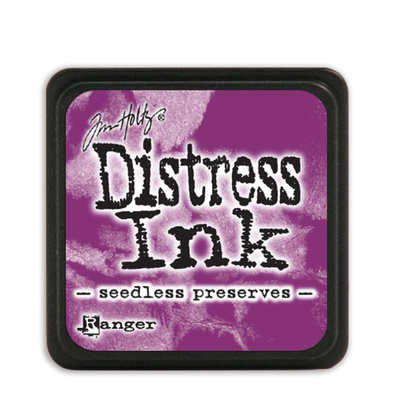 Distress Ink Pad Mini - Seedless Preserves