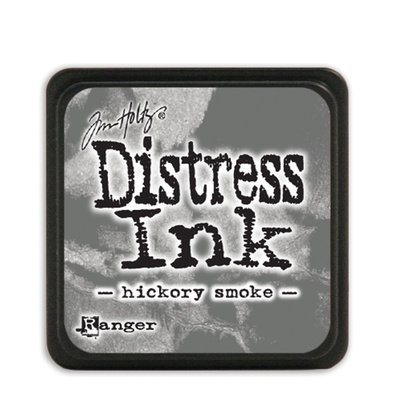 Distress Ink Pad Mini - Hickory Smoke