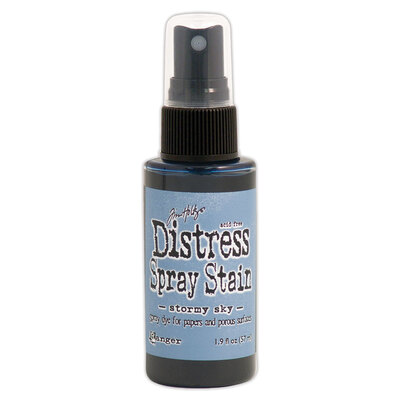 Distress Spray Stain - Stormy Sky