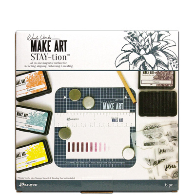 Wendy Vecchi Make Art Stay-tion Mini