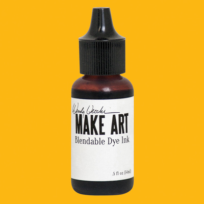 Make Art Blendable Dye Reinker - Sunflower